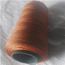 河南郑州编织袋线 风筝线 浸胶高强涤纶帘子线批发价格
