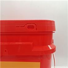 厂家生产批发 膜内贴桶 双沿美式膜内贴 20升机油塑料桶