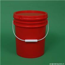 定制加工 20升机油塑料桶 塑料方桶 双沿美式桶