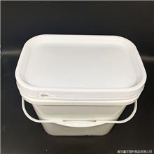 定制加工 双沿桶 20升机油塑料桶 塑料方桶厂家