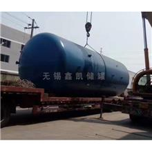 供应制造硝酸贮罐,化工储运容器,一次成型储罐