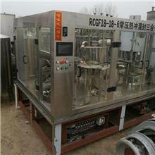 出售6头电动数字控制泵液体灌装机3-4000毫升用于瓶子香水小瓶水果汁