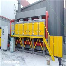 RCO催化燃烧有机废气处理设备 捷忠环保效率高节能VOC治理活性炭废气吸附设备 定制生产