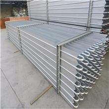 冷库配件 双面彩钢冷库板 吊顶铝排管 气调库用铝排管 冷库铝排