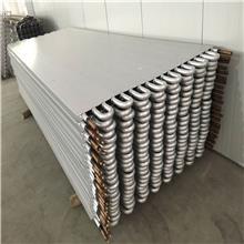 双翅片铝排管 冷库板厂家 食品保温板 冷库铝排管