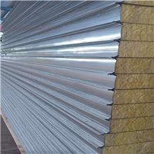 墙体岩棉复合板 A级防火岩棉复合板 建材家装保温隔热材料复合板 量大从优
