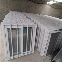 凯隆钢结构厂生产 打包箱用窗户 打包箱塑钢窗 左右平移隔音门窗 厂家支持定制