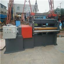 锐创机械生产 钢板整平机 20mm厚铁板校平机 镀锌板开平机 现货销售