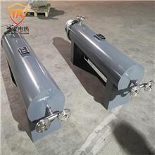 勇安40KW工业热风电加热器熔喷布空气加热管道式辅助压缩氮气体加热器