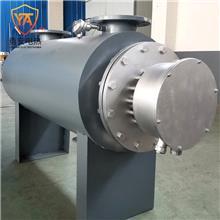 现货40KW工业热风电加热器熔喷布空气加热管道式辅助氮气体加热器