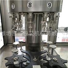 玻璃水灌装机器 商用灌装机 江西玻璃水灌装机器 言诺机械