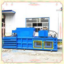 厂家供应 废纸打包机 废纸箱液压打包机 半制动液压打包机