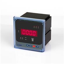 仪科仪表 LED单相电压电流表 RS485频率功率因素表 浙江温州仪表厂