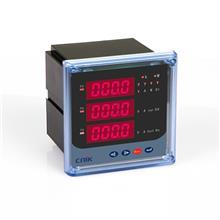 仪科仪表 三相数显电力仪表 LED电流电压表 温州仪表工厂直销