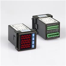 仪科仪表 LED三相电压电流表 功率因素表 浙江温州仪表工厂