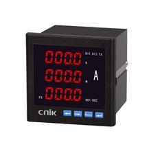 仪科仪表 LED三相电力仪表 数显电流电压表 谐波功率表 浙江仪表工厂直销