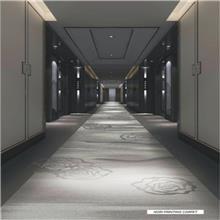 尼龙印花定制价格 走廊地毯批发 昆明厂家销售