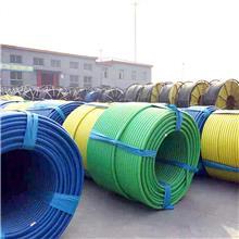 硅芯管通讯光缆用保护管三色子管厂家 pe盘管光纤用硅芯管