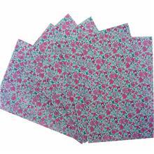 拷贝纸印刷厂定制销售双色印刷拷贝纸 雪梨纸印刷LOGO服装包装纸印刷图案
