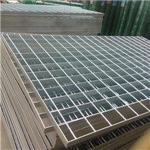 扁钢网格板 品进不锈钢格栅 路边下水道盖板 载重钢格板定制
