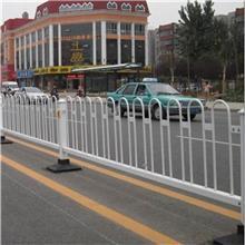 物业人车分流护栏 江西道路护栏 城市公路护栏 防掉头护栏 品进