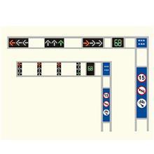 led信号灯杆 交通信号灯杆厂家 一体化框架式信号灯批发供货