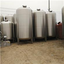 化工原料收购二手储罐 卧式碳钢回收二手储罐 品质优良 回收二手不锈钢立式储罐
