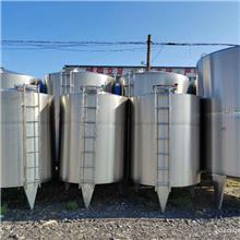 卧式碳钢出售二手储罐 收购卧式不锈钢储罐  质量 化工原料购销二手储罐