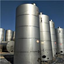 pe收购二手储存罐 沥青罐不锈钢储罐 品质 收购不锈钢罐