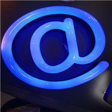 供应桂林LED发光字_平面发光字广告制作公司