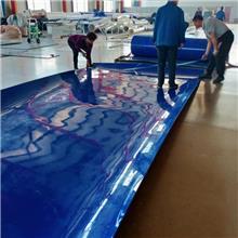 辉腾pe板 10蓝色高分子聚乙烯车厢滑板 翻斗车pe车厢衬板 货车厢滑板后八轮车塑料底板