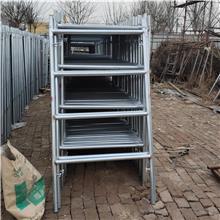 厂家出售 移动脚手架 1.7米脚手架 型号多样 现货供应