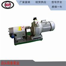 生产厂家批发3RP无堵塞凸轮转子泵不锈钢转子泵现货