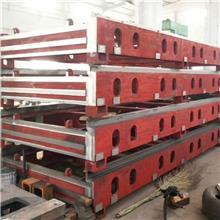 床身铸件加工 小型数控机床铸造 龙门车床铣床床身机械铸造铸件生产