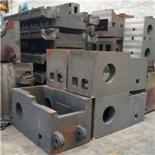 厂家供应 灰铁大型铸件 装配铸铁地梁横梁 数控机床铸件 放心购买