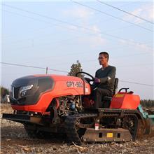 50马力多功能履带拖拉机 一机多用 省时省力 中盈机械