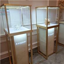 重庆展架 高清玻璃展柜 中岛柜 生产厂家直销