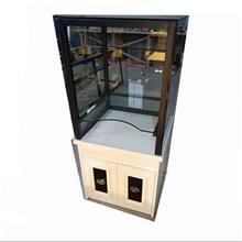 面包展示柜蛋糕店玻璃展示架商用展柜烘焙中岛柜 生产厂家定制