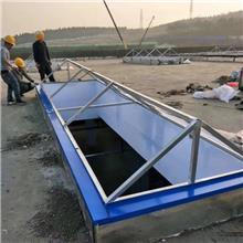 江西价格实惠气楼成品气屋脊顺坡通风换气天窗屋顶通风气楼可加工定制