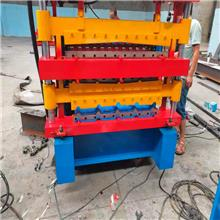 840900双层压瓦机  彩钢铁皮瓦设备  全自动三层压瓦机  天宇机械 节省人工 成本低