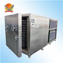 梨真空冻干机 秋葵蔬菜低温冷冻干燥机 草莓果蔬真空冻干设备