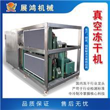 甜玉米真空冻干机 桑葚低温冷冻干燥机 无花果真空冻干设备