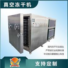 紫薯蔬菜真空冻干机 秋葵低温冷冻干燥机 海鲜鲍鱼真空冻干设备