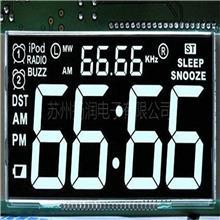 VA段码屏 高对比度液晶屏 智能电器显示屏 BTN断码 江浙沪彩色屏生产厂家