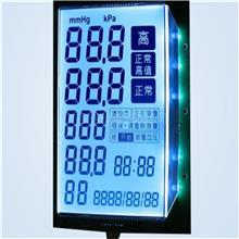 血压仪显示液晶屏 段码屏 Lcd显示屏