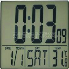 TN段码液晶屏电子闹钟显示屏LCD小尺寸lcd液晶屏幕