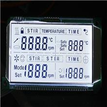 江浙沪厂家定制LCD液晶屏 段码屏 彩色VA 黑底屏 单色屏 TN显示屏
