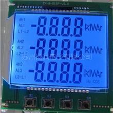 厂家直销电流电表LCD液晶屏段码液晶显示屏模块