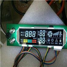 空气净化机显示屏 VA彩色屏 智能家居电器液晶屏 苏州段码屏生产厂家