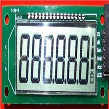 LCD液晶屏模块 LCM段码屏模组 断码驱动板开发设计 苏州生产厂家